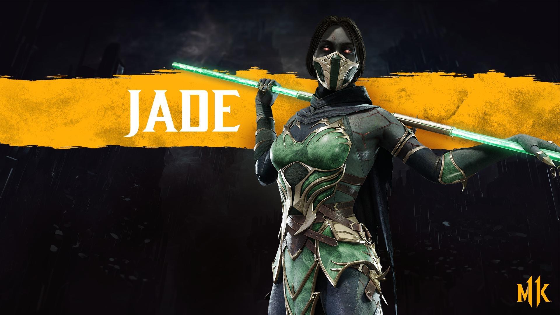 Джейд - Mortal Kombat 11
