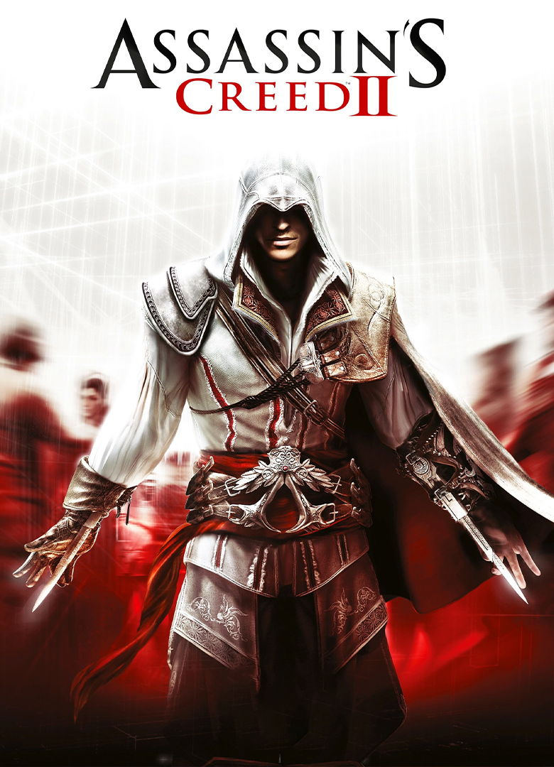 Обложка - Assassin's Creed 2