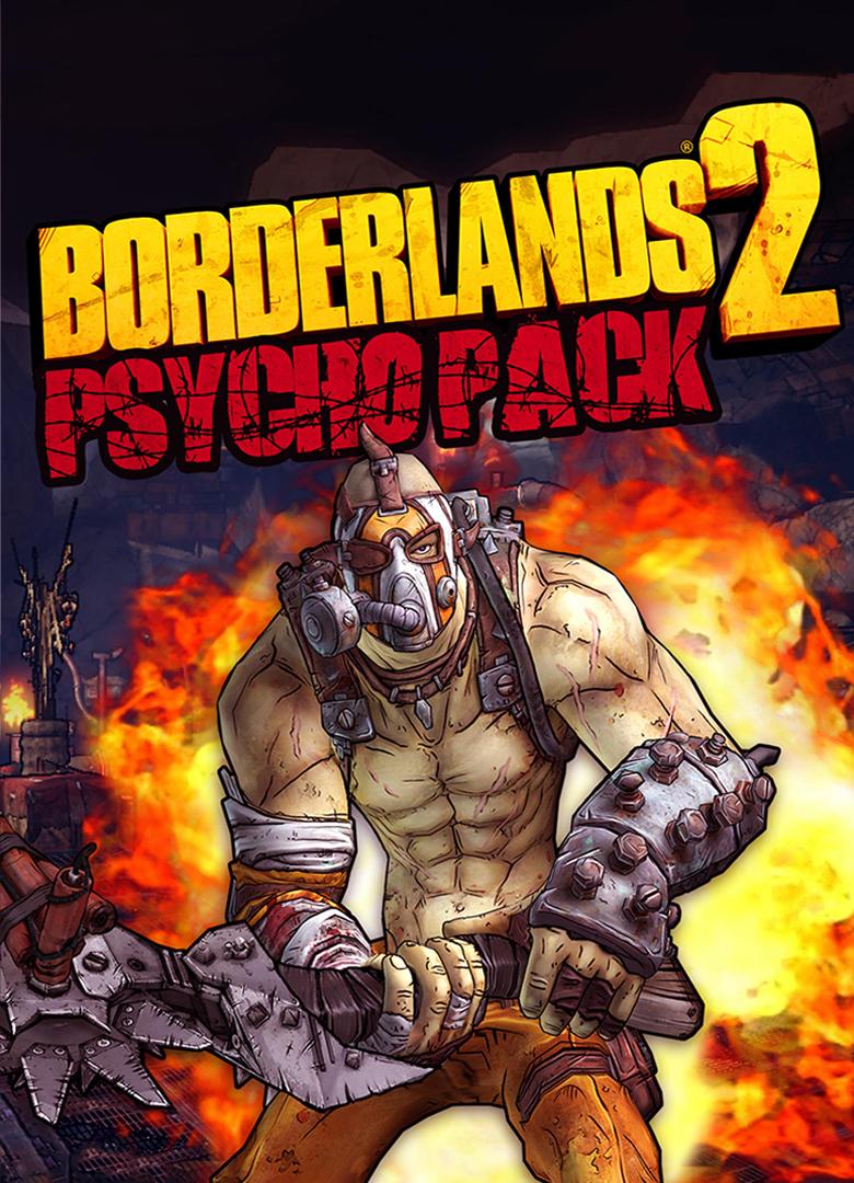 Обложка - Borderlands 2