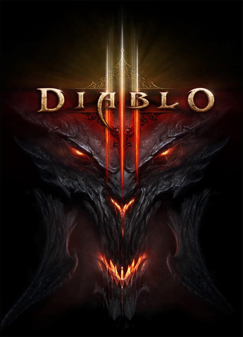 Обложка - Diablo 3