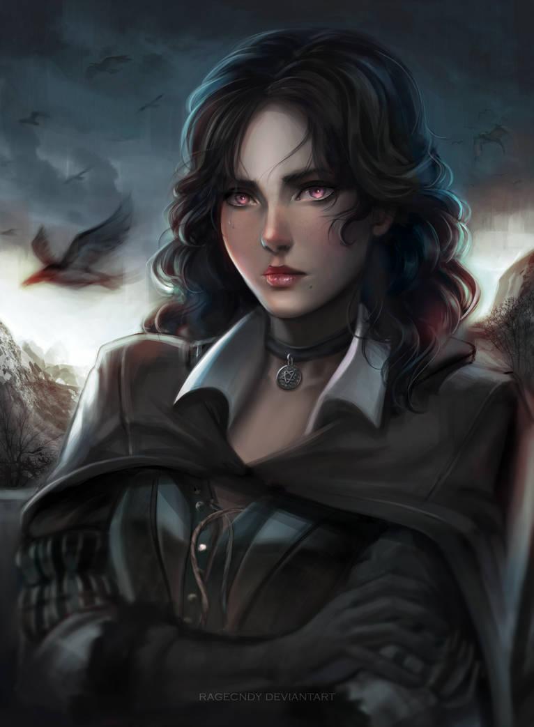 yennefer_by_ragecndy_da8echu-pre.jpg - Witcher 3: Wild Hunt, the