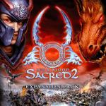 Sacred 2: Fallen Angel Обложка