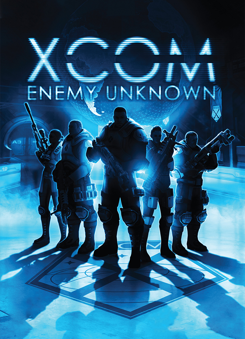 Обложка - XCOM: Enemy Unknown