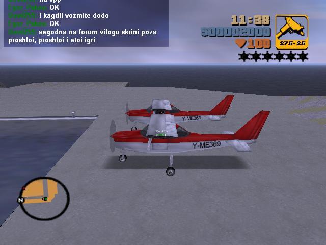 Игры по мультиплееру GTA III - Grand Theft Auto 3