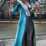 Tekken 7 Джулия Чан
