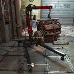 Tank Mechanic Simulator Шерман