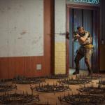 Tom Clancy's Rainbow Six: Siege Mozzie