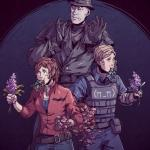 Resident Evil 2 by Old Wards