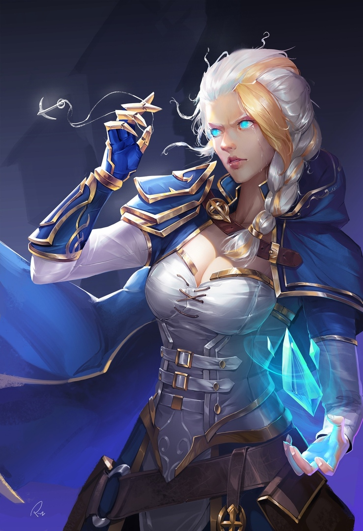 by Run Ze - Warcraft 3: Reforged Арт