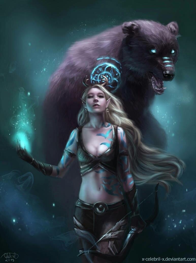 by x-Celebril-x - Elder Scrolls Online, the Арт