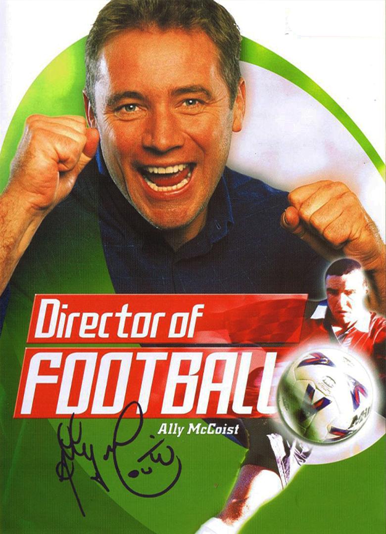 Обложка - Director of Football
