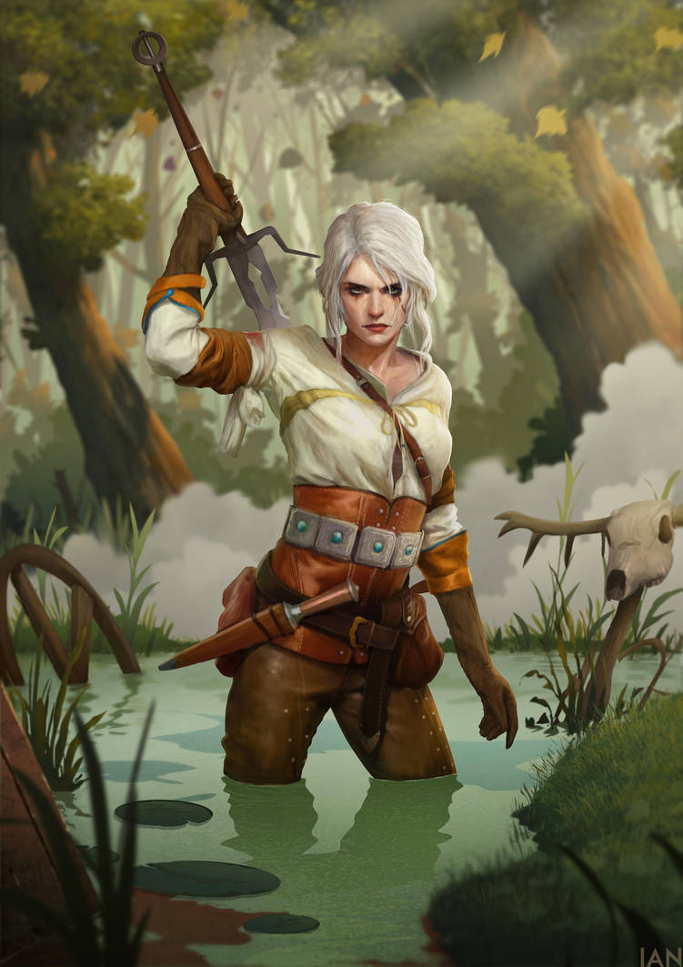 ciri__the_witcher_3__wild_hunt__by_wretchedian_dbq1jqy-pre.jpg - Witcher 3: Wild Hunt, the