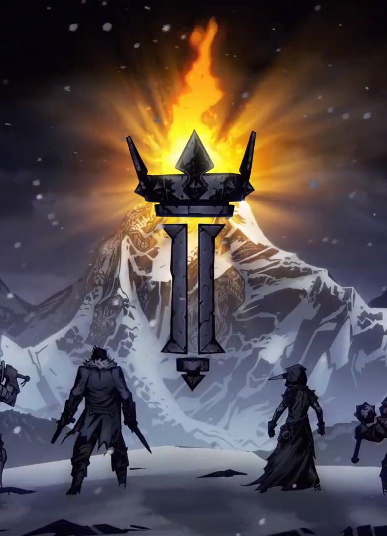 Обложка - Darkest Dungeon 2