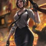 Resident Evil 2 by miqdadhbl