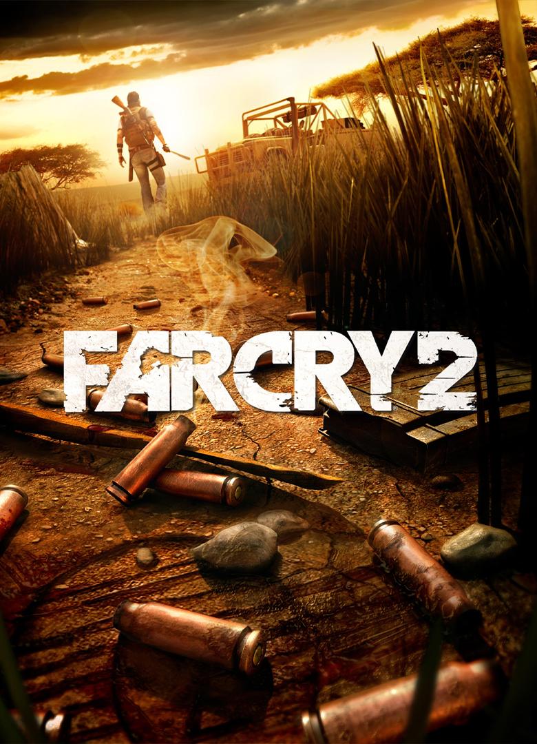 Обложка - Far Cry 2