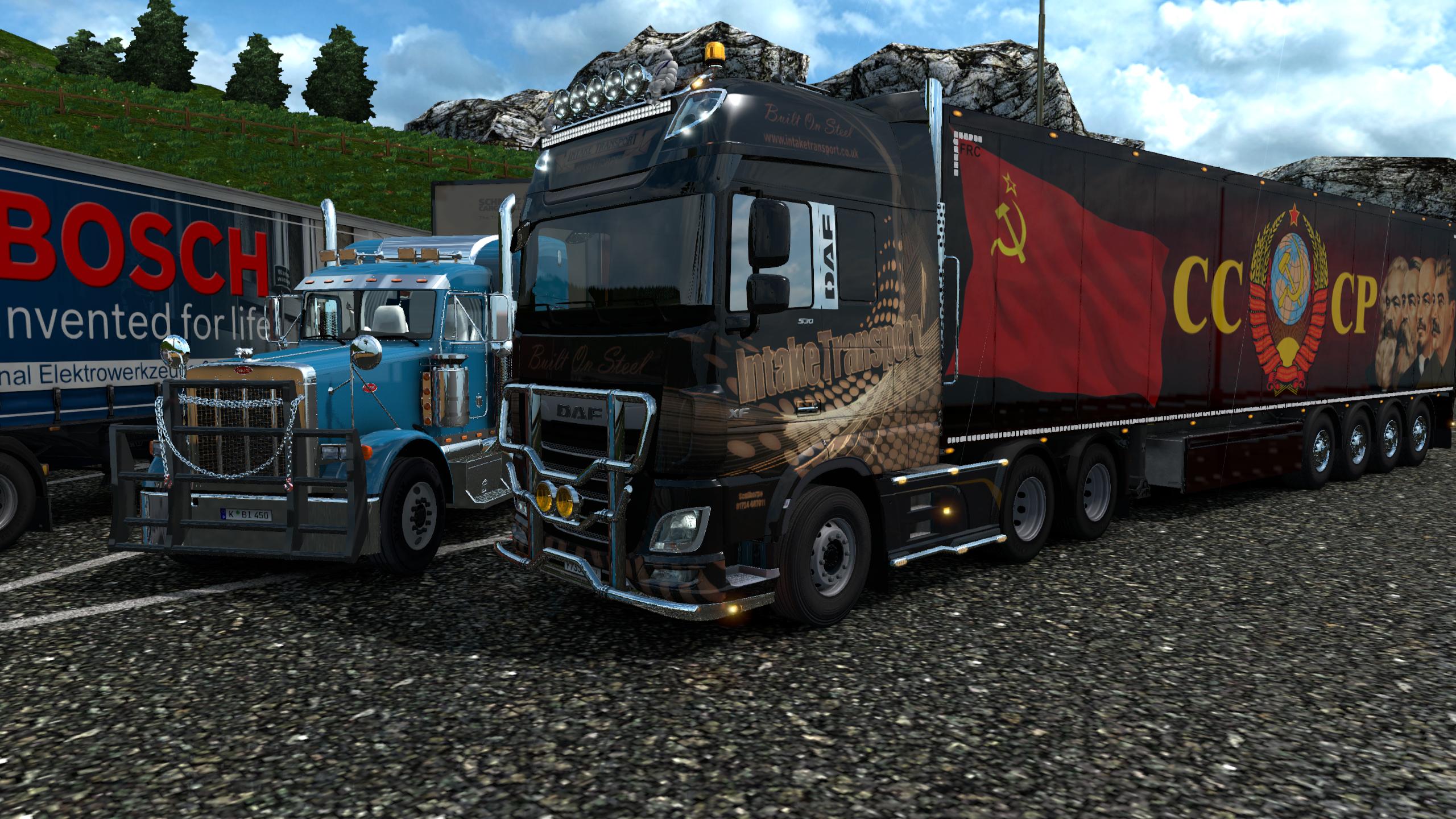 serzha69 - Euro Truck Simulator 2