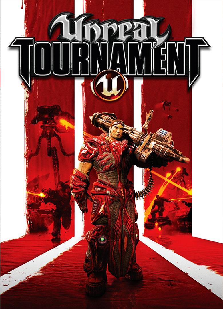 Обложка - Unreal Tournament 3