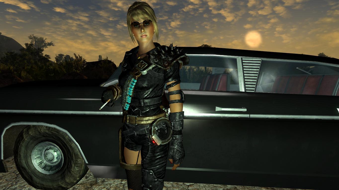 Нас не догонишь! - Fallout: New Vegas