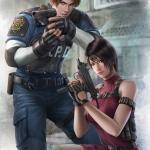 Resident Evil 2 by JohnLaw82