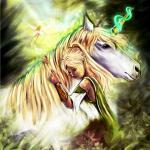 Eternity: The Last Unicorn Аурехен и единорог