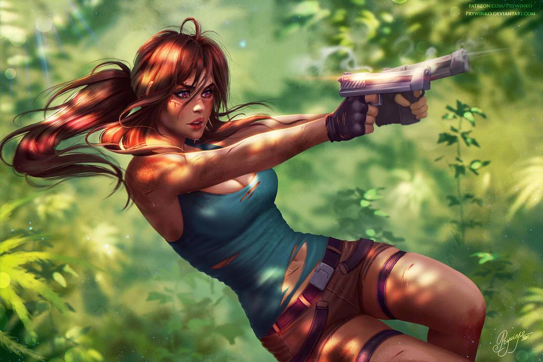 lara_croft_by_prywinko_dc8gj9v-pre.jpg - Tomb Raider (2013)