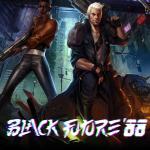 Black Future '88 Обложка