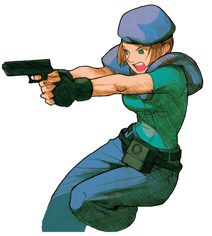M-lKp1s5rxU.jpg - Resident Evil Джилл Валентайн