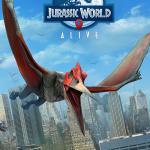 Jurassic World Alive Обложка
