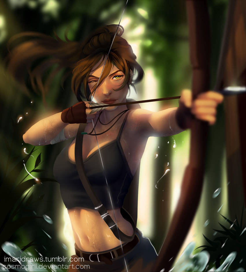 tomb_raider_by_cosmogirll_dc72lz0-pre.jpg - Tomb Raider (2013)