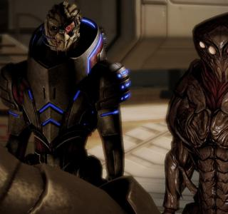 Галерея игры Mass Effect 2