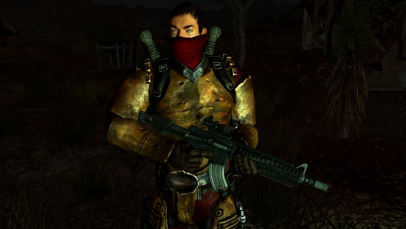 Защитники Пустошей. - Fallout: New Vegas