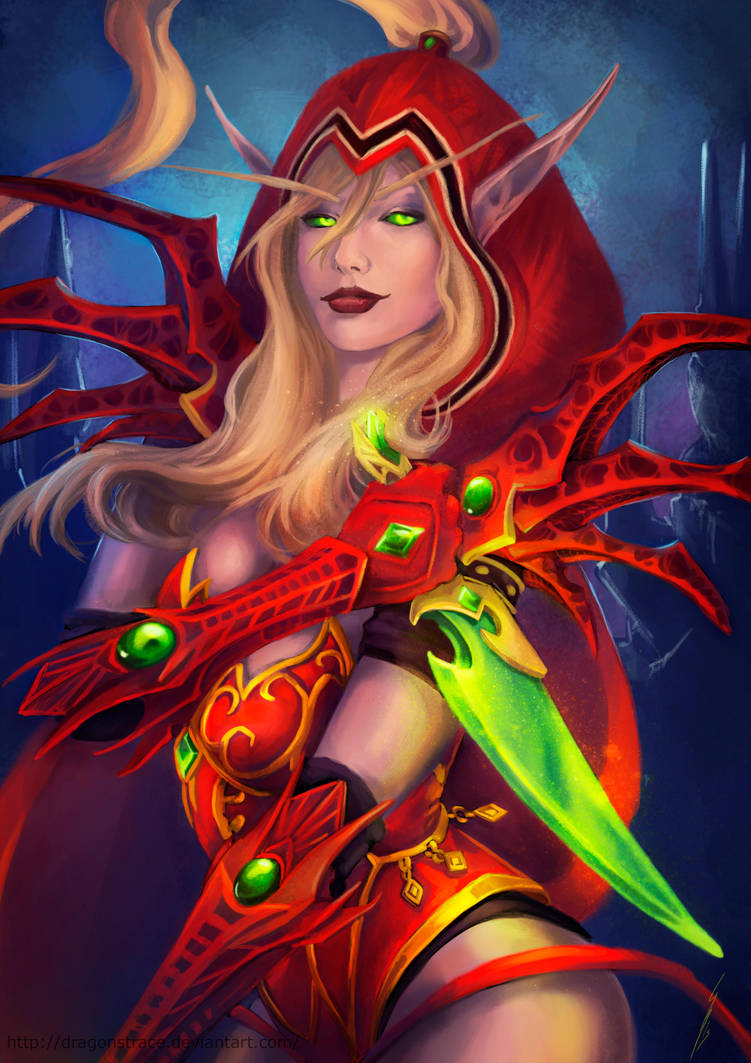 valeera__sanguinar_by_dragonstrace_d96yu8i-pre.jpg - World of Warcraft