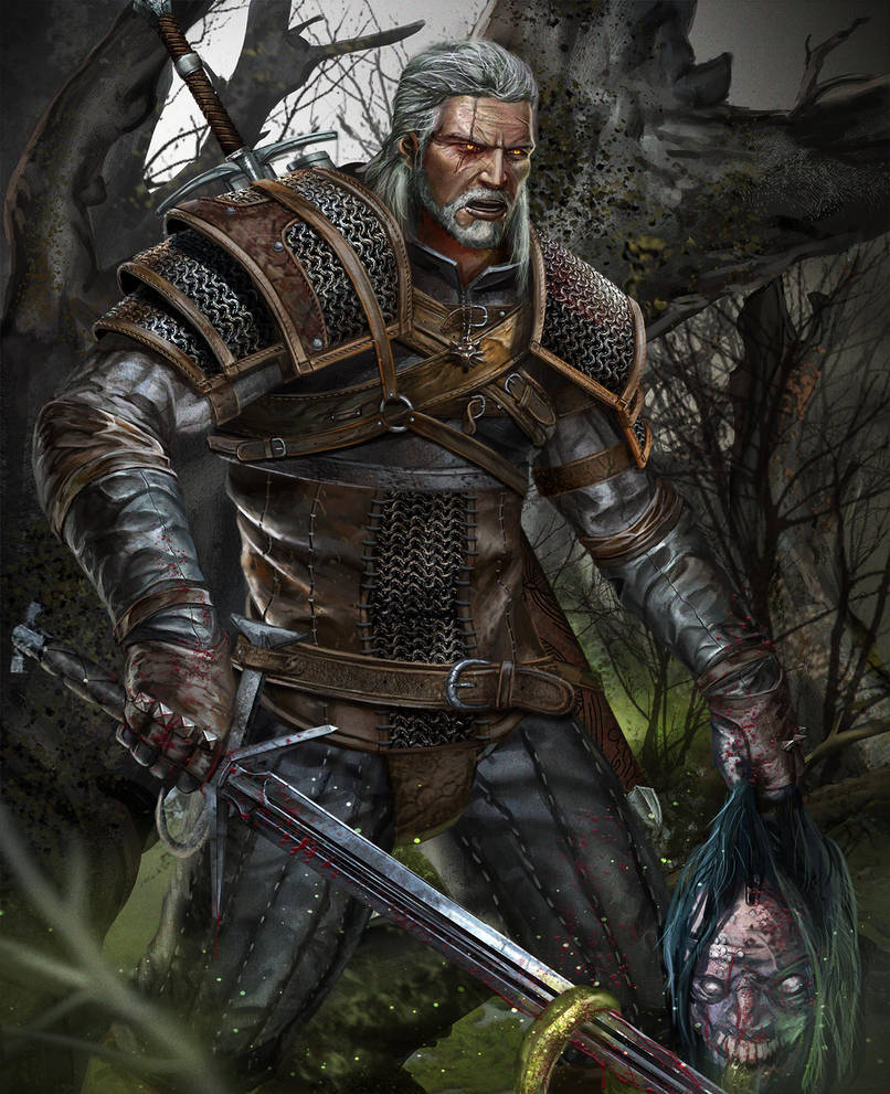 the_witcher_by_icemacob_d9pq79a-pre.jpg - Witcher 3: Wild Hunt, the
