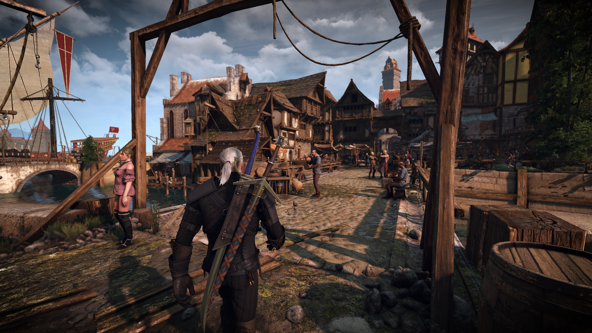 main - Witcher 3: Wild Hunt, the