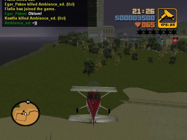 Игры по мультиплееру GTA III - Grand Theft Auto 3 25.04.10.