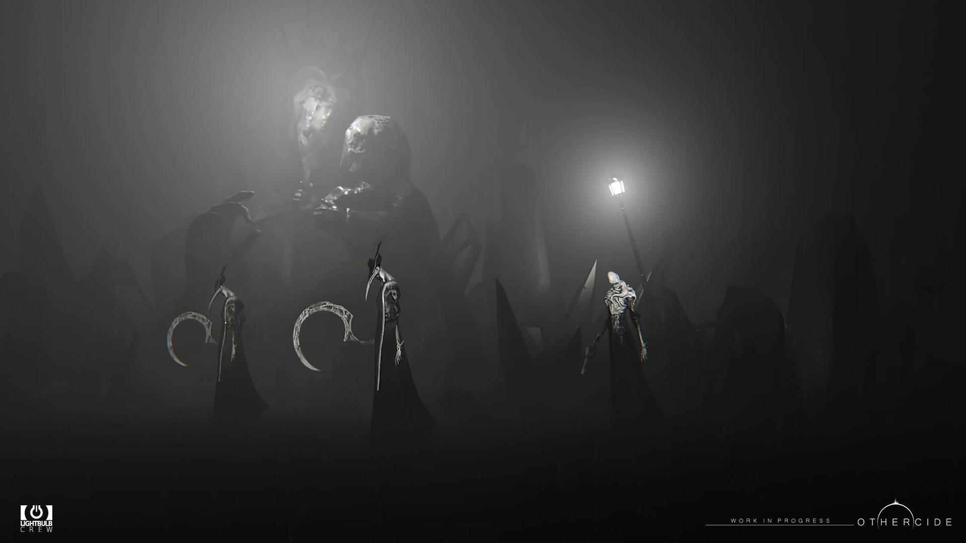 Геймплей - Othercide