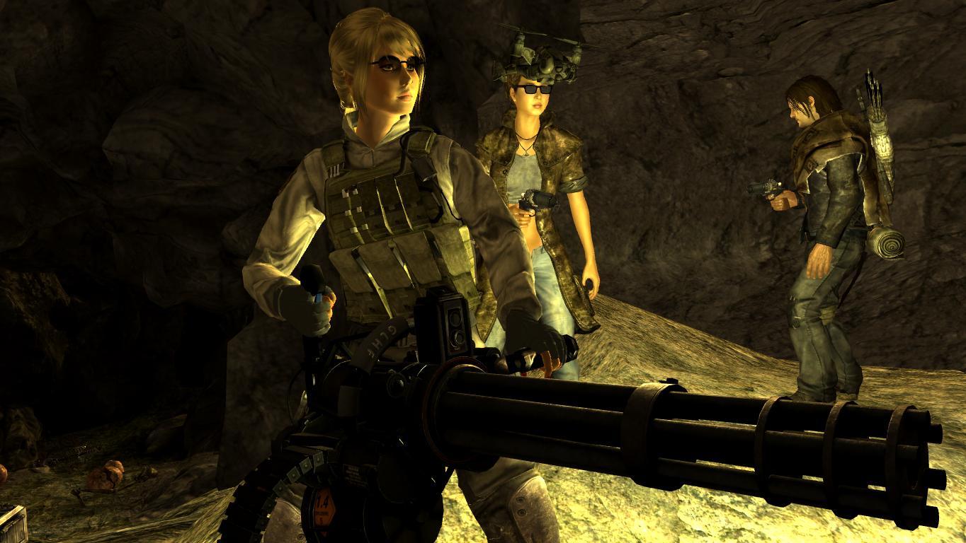 """"""" Машина смерти """". - Fallout: New Vegas"""