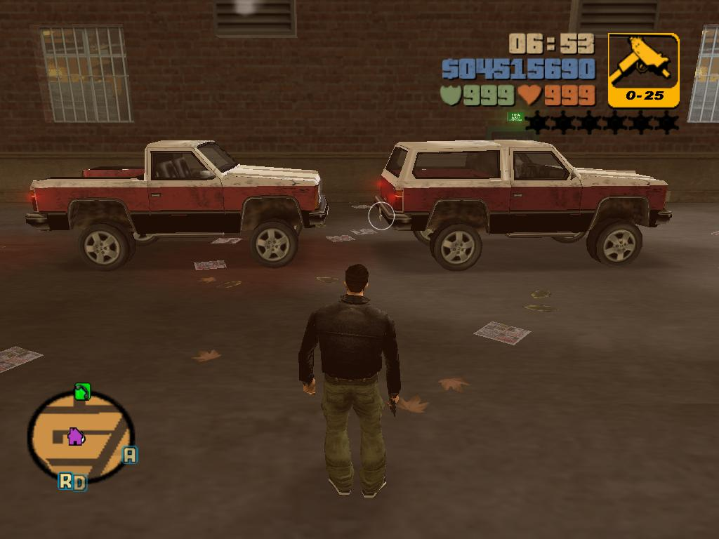 Ranchers - Grand Theft Auto 3