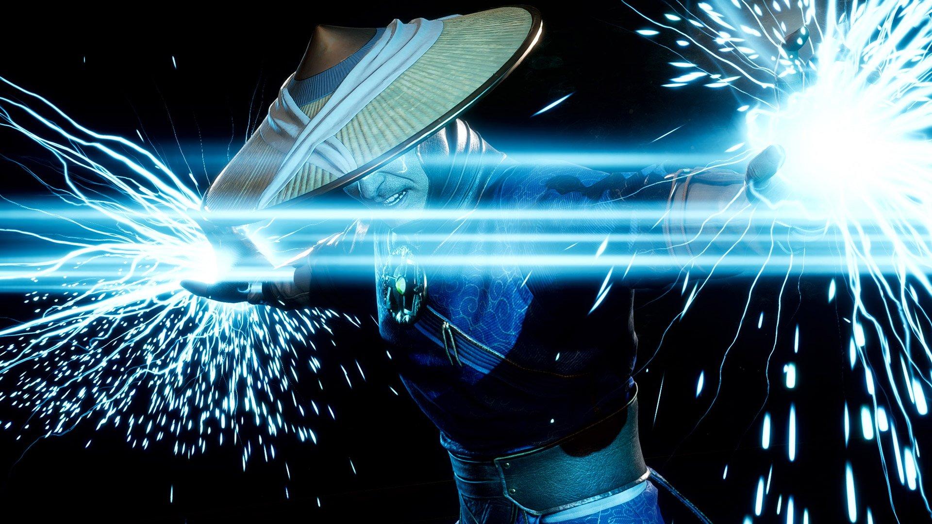 Райден - Mortal Kombat 11