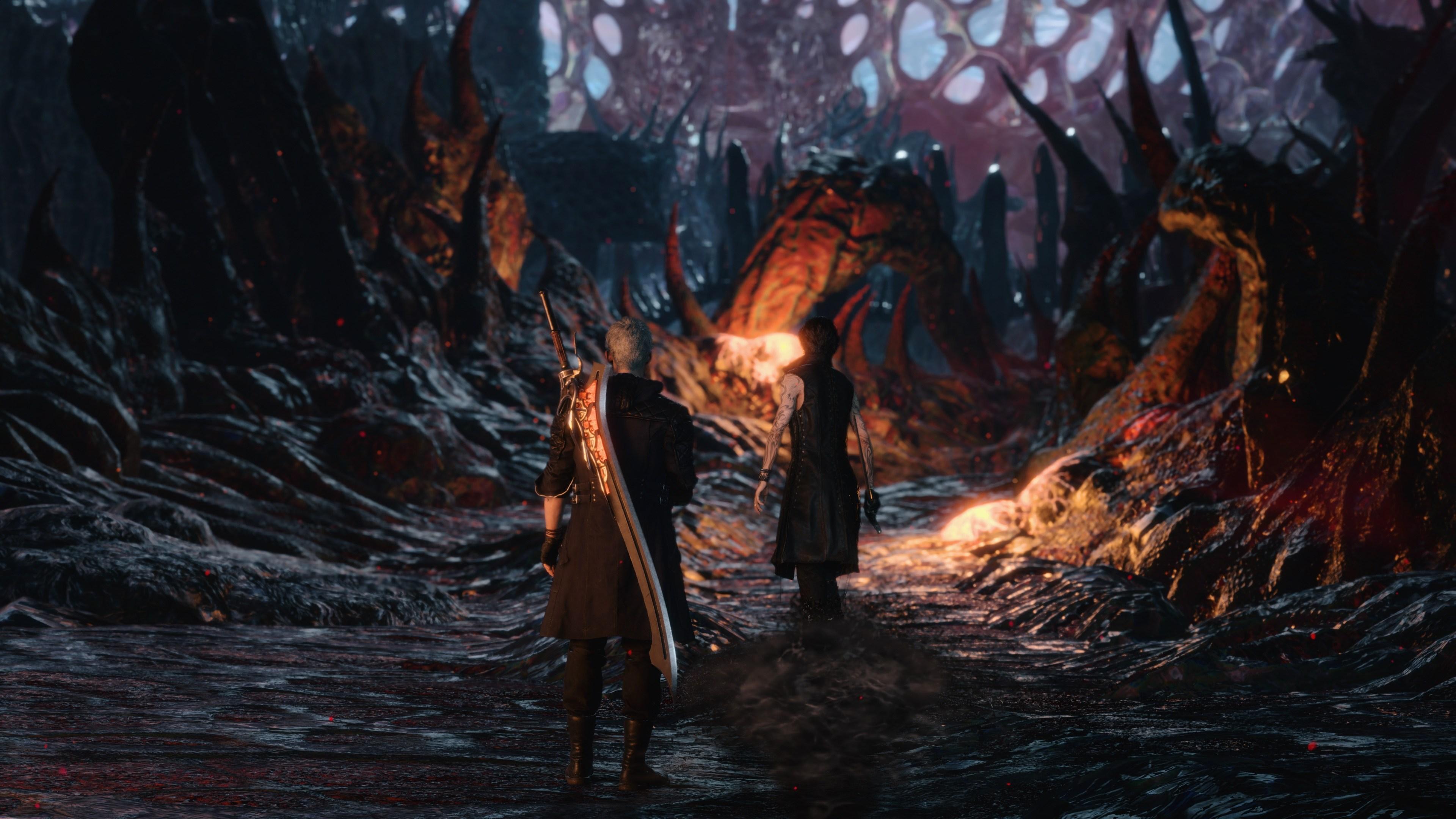 Максимальные настройки графики - Devil May Cry 5 4K