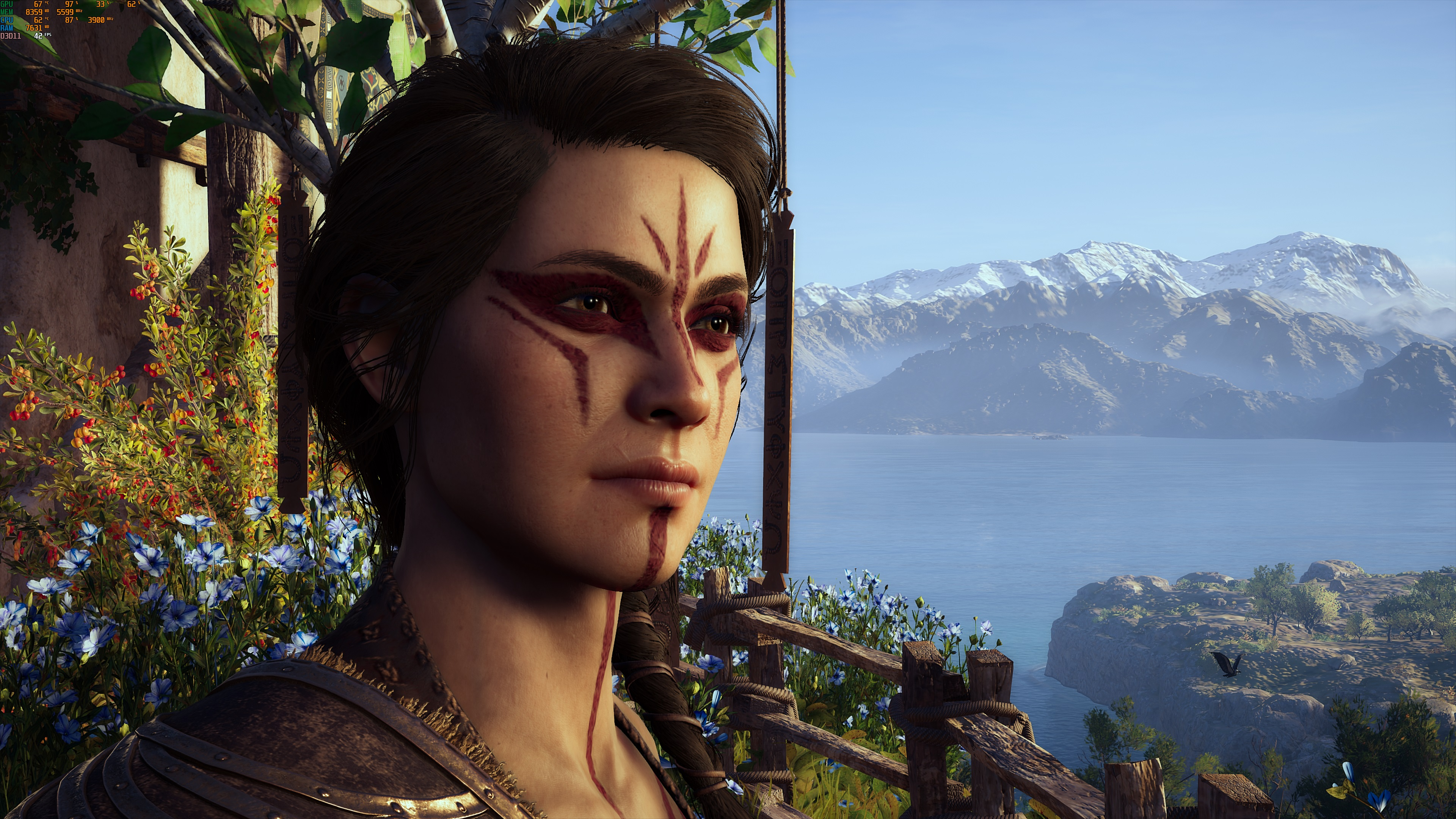 4k - Assassin's Creed: Odyssey
