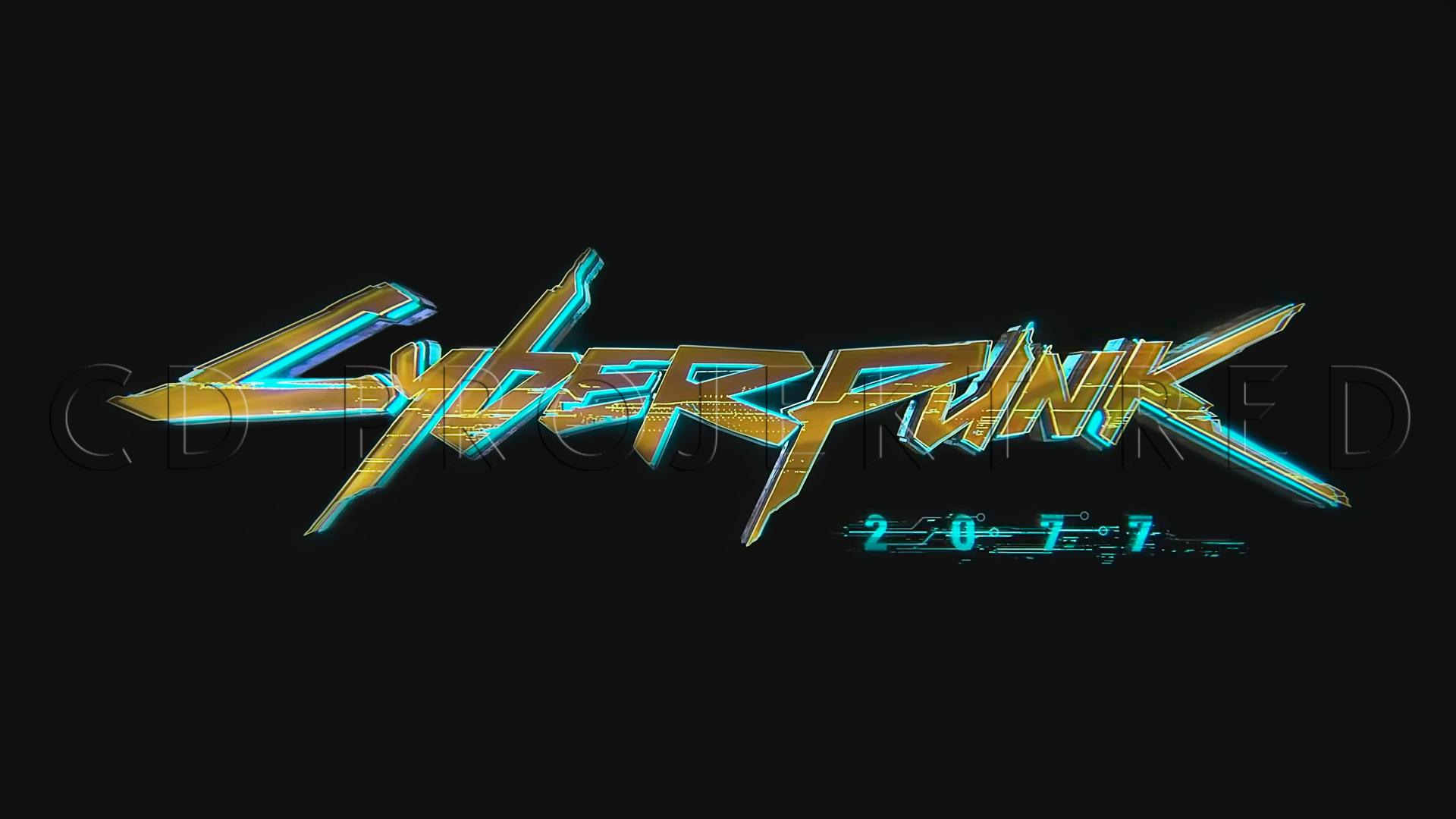 Cyberpunk 2077 logo - Cyberpunk 2077