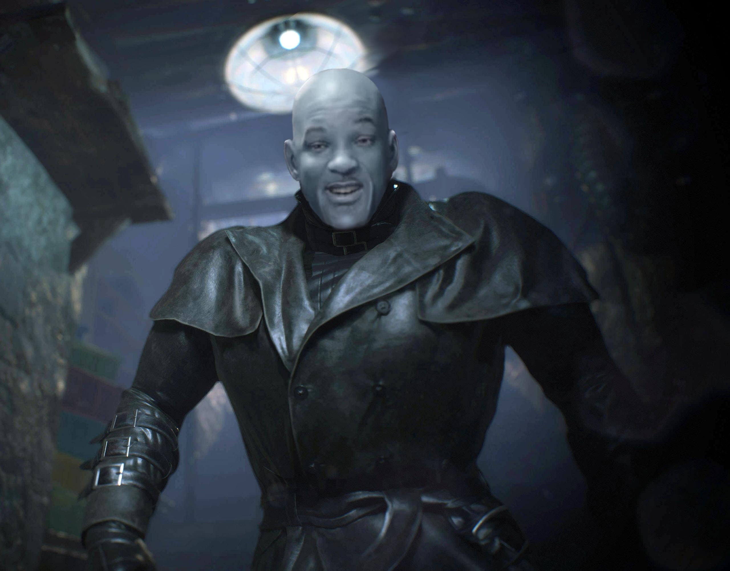 Mr. Smith - Resident Evil 2