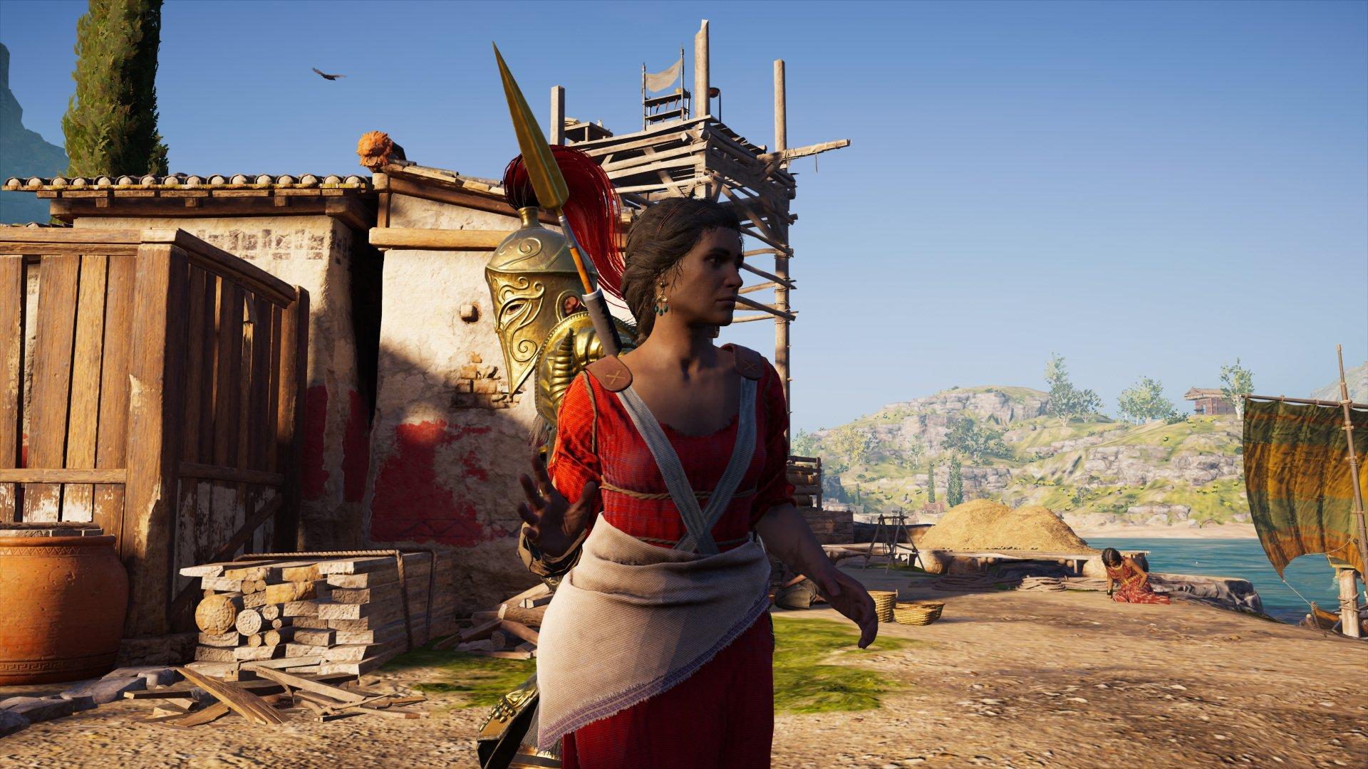 С маман) - Assassin's Creed: Odyssey