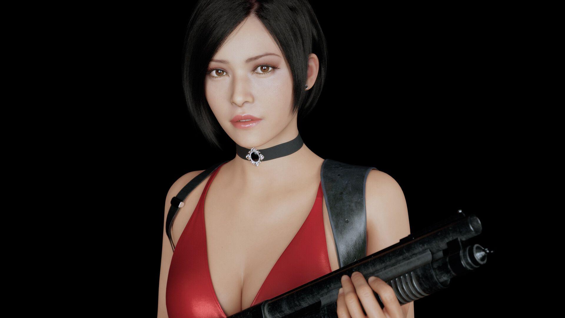 PdYNmk3q3u0.jpg - Resident Evil 2 Ада Вонг