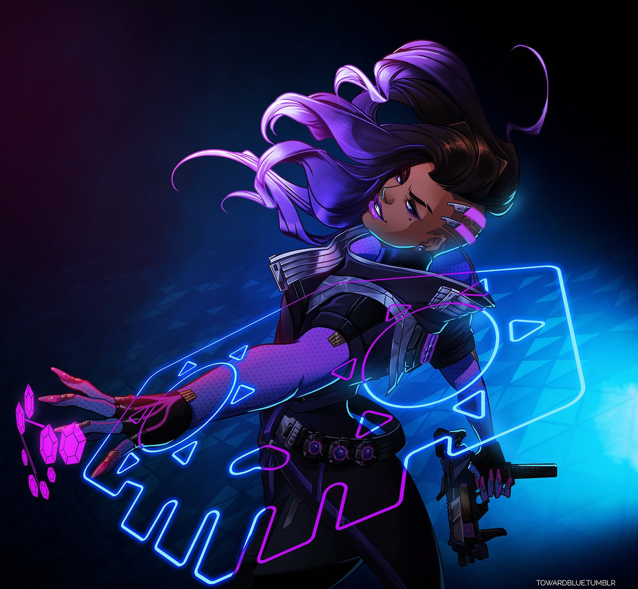 Sombra-(Overwatch)-Overwatch-Blizzard-фэндомы-5062351.jpeg - Overwatch