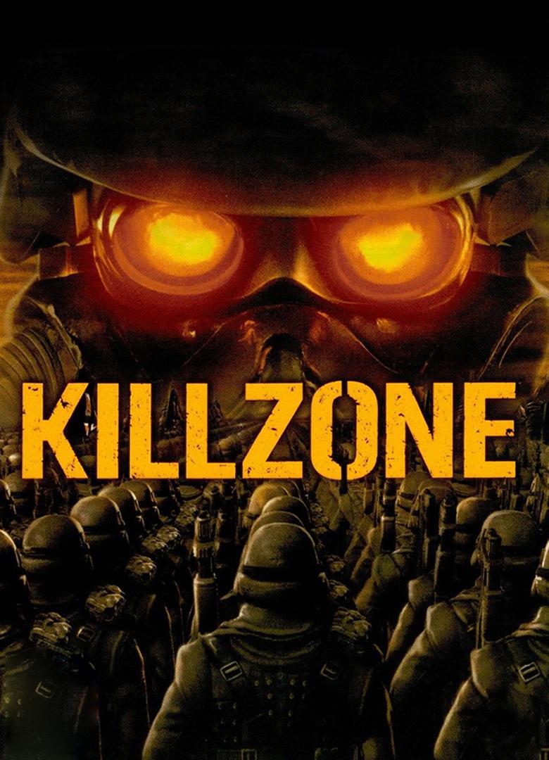 Обложка - Killzone