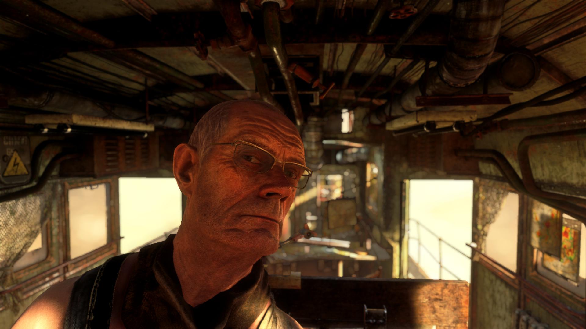 Дед в инсте - Metro Exodus