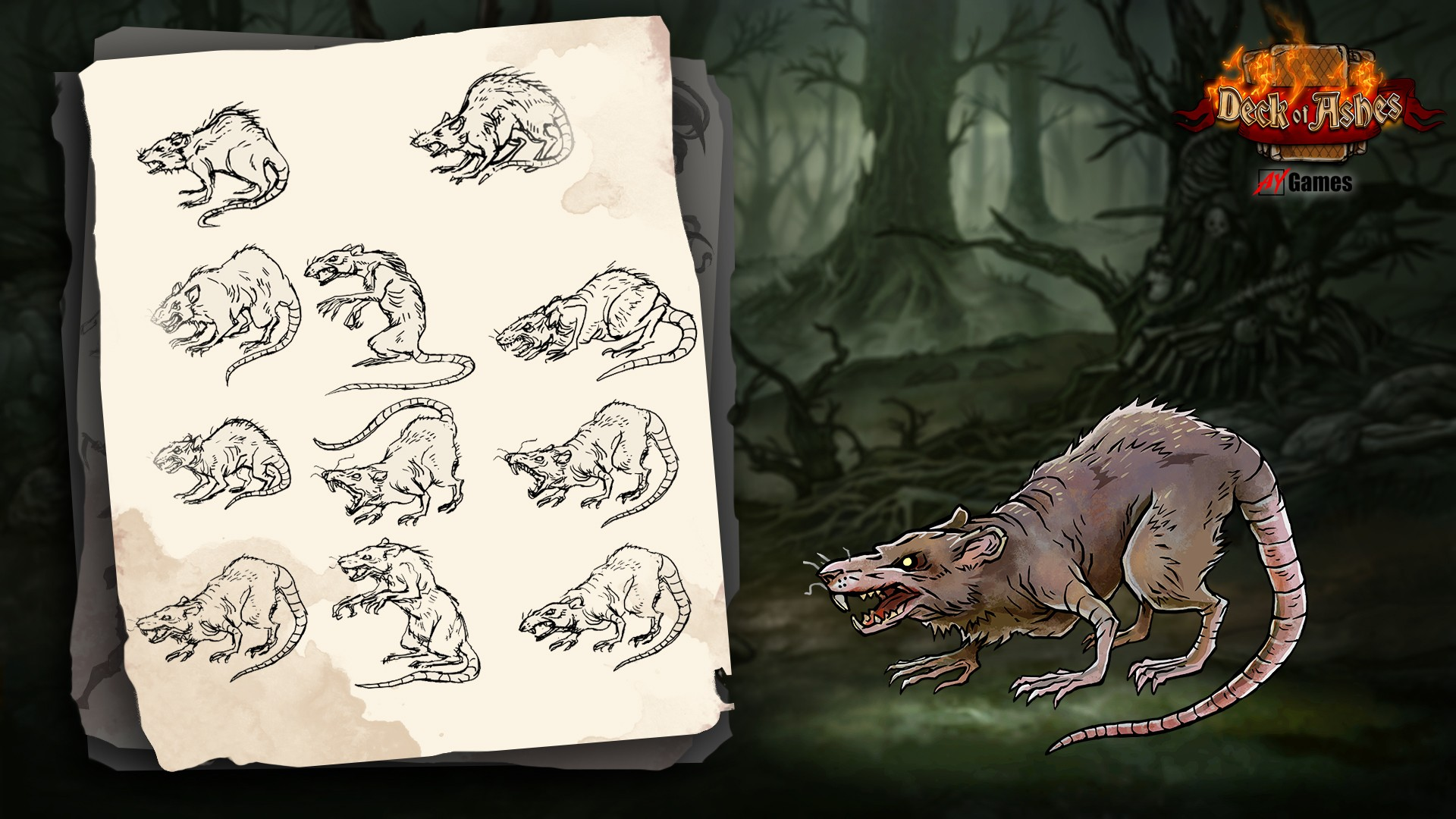 concept_rat.jpg - Deck of Ashes Арт