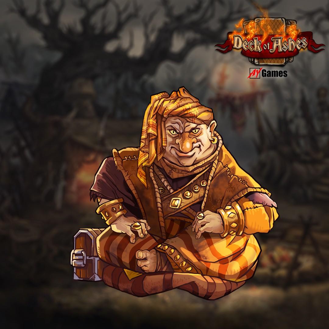 merchant.jpg - Deck of Ashes Арт